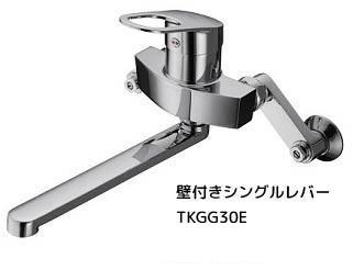 TOTO壁付き水栓TKGG30E