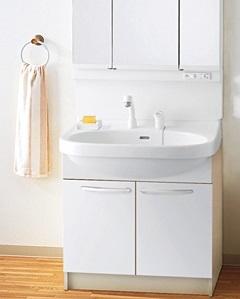 洗面所蛇口の水漏れ